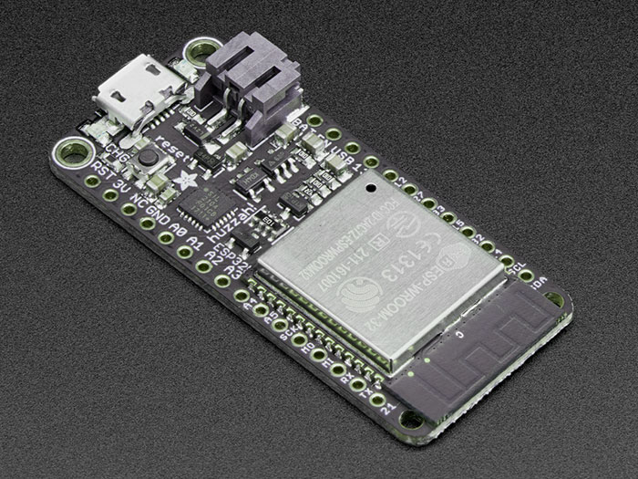 Adafruit HUZZAH32 - ESP32 Feather - WiFi Module for Developers - 3405