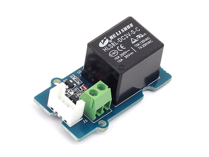 MODULO RELE 5V - CONECTAR Y LISTO