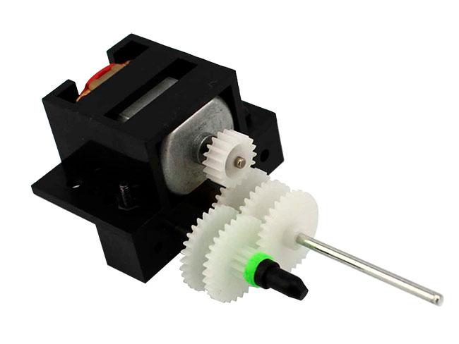 Motor Miniatura Pequeña Potencia con Reductora 3 V - 144:1