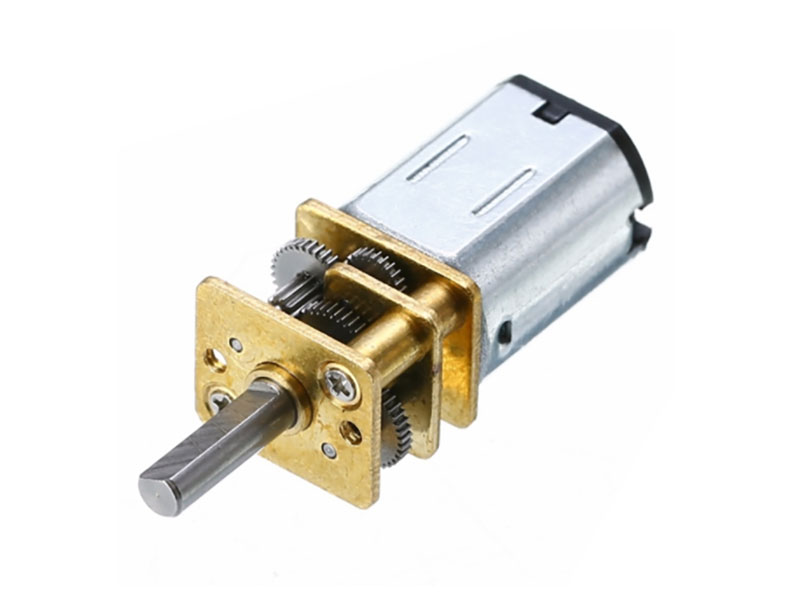 Miniature Motor with Reduction 6 V - 30 rpm