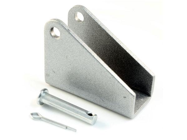 Linear actuator mounting bracket