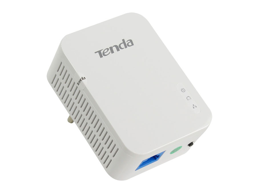 ADAPTADOR POWERLINE (PLC) MINI D-LINK DHPU308AV - 500MBPS