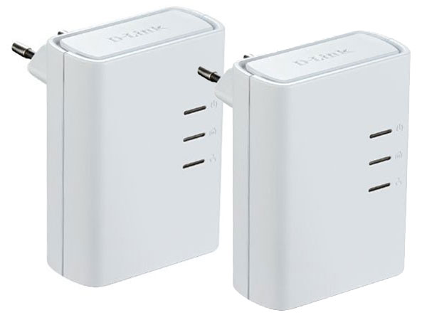 ADAPTADOR POWERLINE (PLC) MINI D-LINK DHP-309AV - 500MBPS