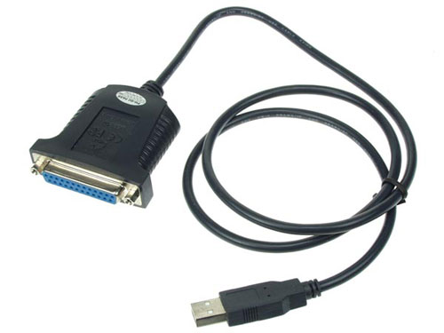 INTERFACE DE CONEXION USB A PARALELO