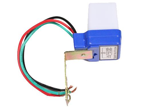 Interrupteur Crepusculaire - Relais Photoélectrique 1300 W - 11.596