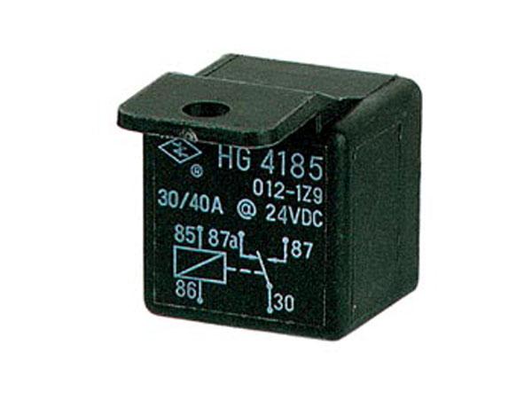 Relé Convencional 24 Vcc SPST 1 CO 30 A - 960/24