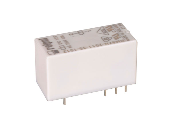 Hongfa HF115F024-2ZS4B - General Purpose Relay 24 Vdc DPDT 2 CO 8 A
