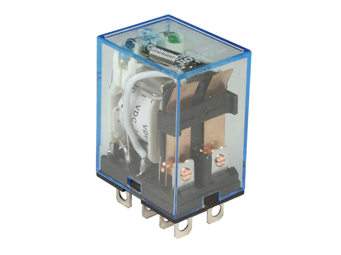 LY2NJ-220AC - Relé Media Potencia 2 CO 220 Vac