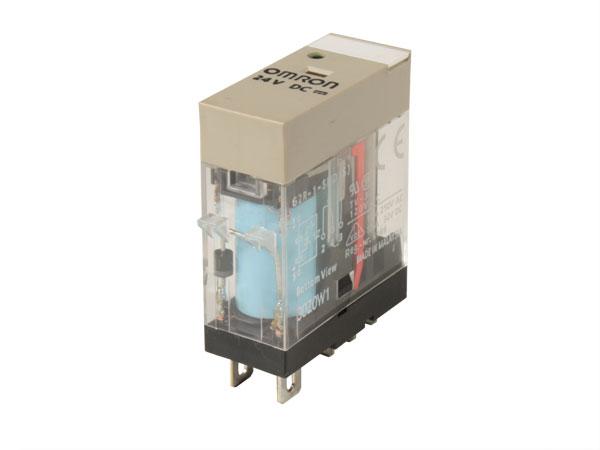 Omron G2R-1-SND24DC - Relé Media Potência 24 Vcc SPDT 1 CO 10 A