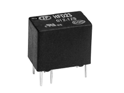Hongfa HFD23/005-1ZS - Miniature Relay 5 Vdc SPDT 1 CO 1 A