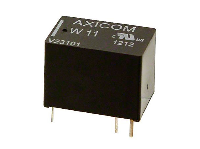 Axicom V23101-D0106-A301 - Miniature Relay 12 Vdc - 1 CO 1 A - Tyco 3-1393779-5