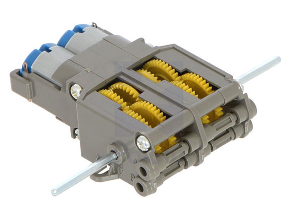 Tamiya 70097 - Dual Motor with Gearbox - ROB-00319
