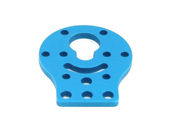 Makeblock - Bracket for DC37 Motor - Blue - 61804