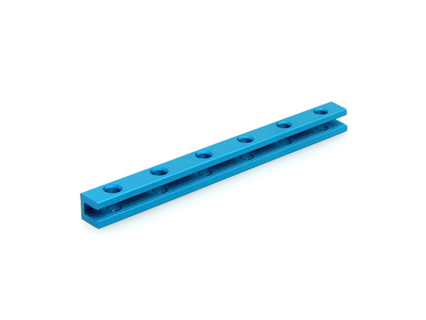 Makeblock 0808 - Viga - 88 mm - Azul - 60520