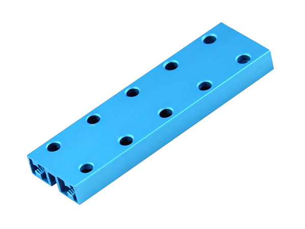 Makeblock 0824 - Beam - 80 mm - Blue - 60018