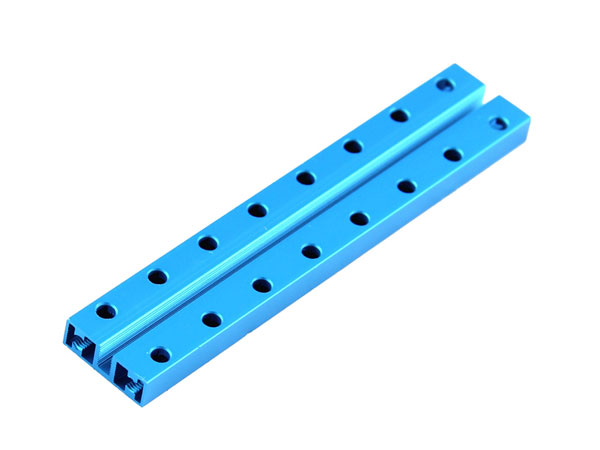 Poutre MAKEBLOCK 0824 - 128 mm - blue