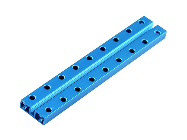 Makeblock 0824 - Viga - 144 mm - Azul - 60032