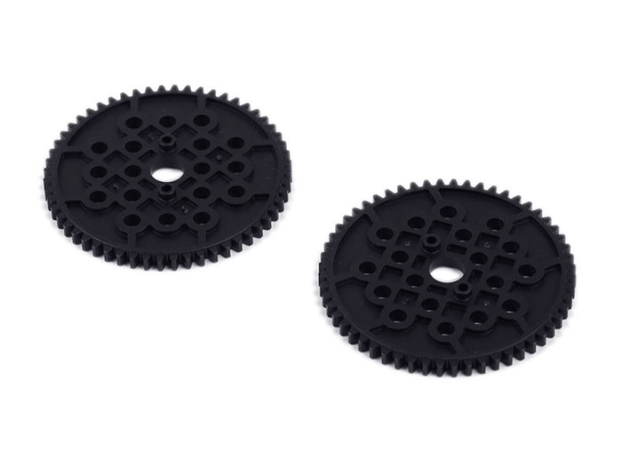 Makeblock - Timing Pulley 56T (56 teeth) - Plastic - 2 Units - 83452