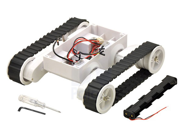 Dagu Electronics Rover 5 - Chasis con Encoders - 1551