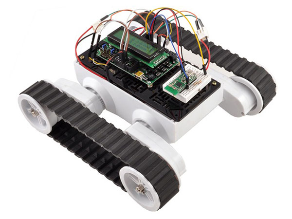 Dagu Electronics Rover 5 - Chassis with Encoders - 1551