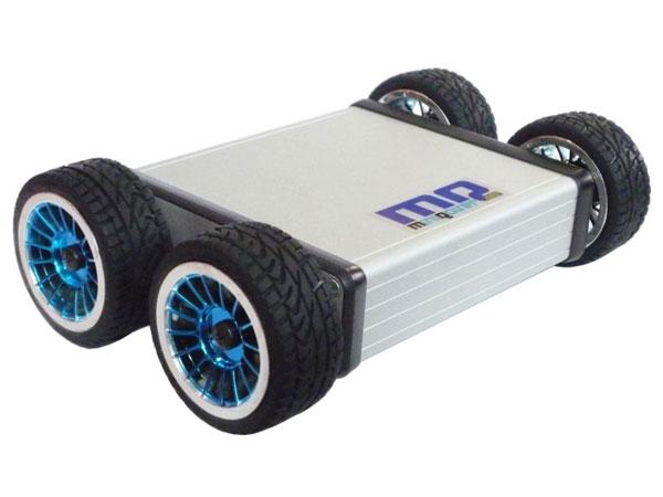 Microbot Minirover 4WD - Chassis - MR100-001.1B