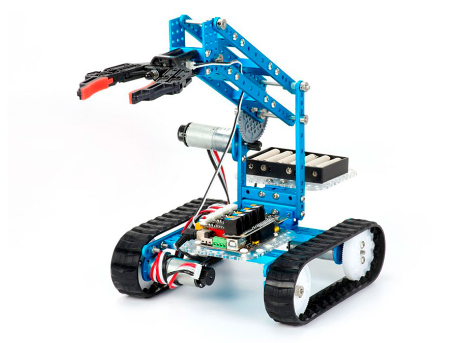 MAKEBLOCK ULTIMATE ROBOT KIT 2.0 - 10 en 1