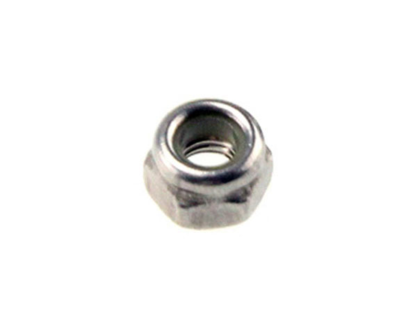 Nylon lock nut M4 - 25 units