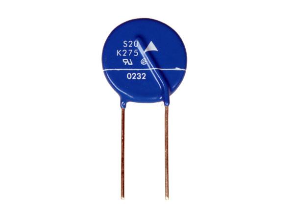 S20K275 - Varistor 275 V 20 mm