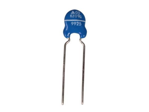 Varistance 60 V 5 mm - S05K60
