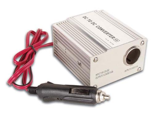 CONVERTIDOR DE 24VDC A 12VDC, 5A