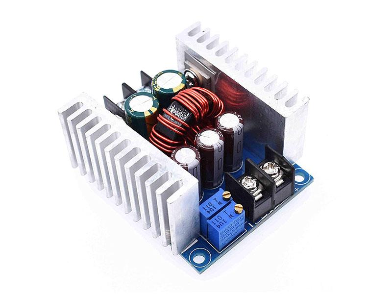 Convertidor DC-DC - In: 6 .. .40 V - Out: 1,2 .. 36 V - 8 A - Reductor de Voltaje