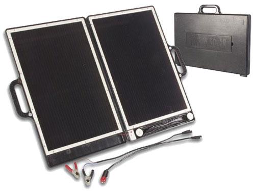 Velleman SOL8 - Solar Panel 12 V - 13 W - Case Type