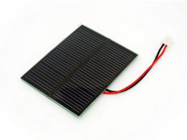 PANEL SOLAR 5V - 0,5W