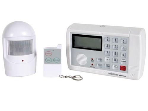 Ensemble système de sécurité sans fil