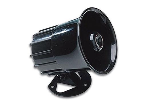 Electronic siren a 6-12 VDC - 125 dBA