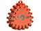Velleman EFL27 - Lampara Rotativa Roja Magnetica