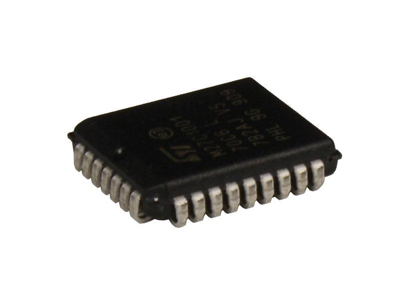 128Kx8 PLCC32 Eprom Memory - MC27C1001-10CB6