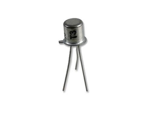 BC109C - Transistor NPN - 25 V - 0,2 A - TO18