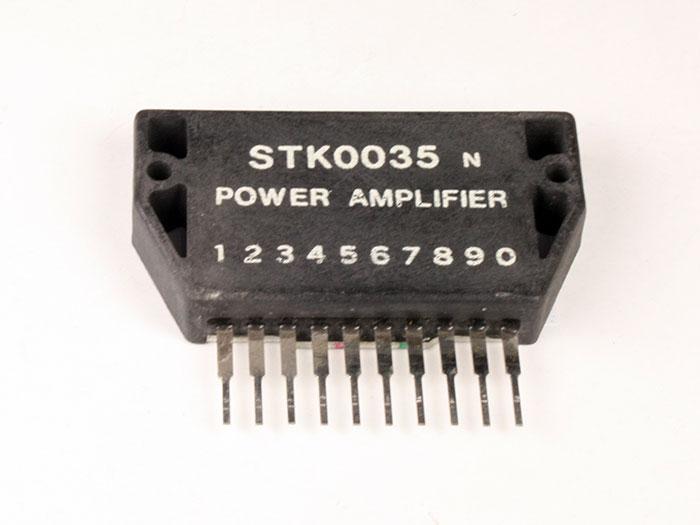 STK035 - Amplificador de Potência Mono 30 W