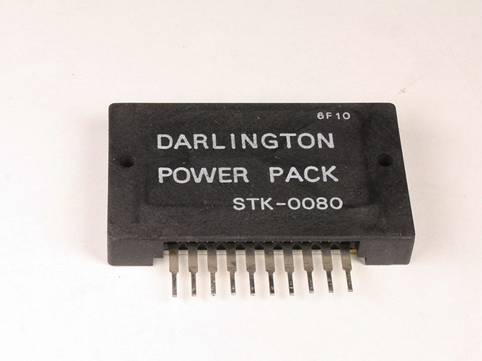 STK080 - 80 W Mono Power Amplifier