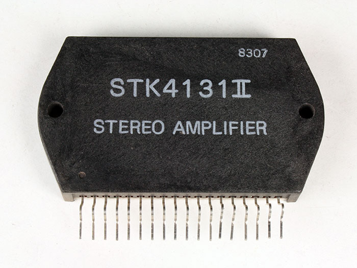 STK4131 - 35 W Mono Power Amplifier - STK4131II