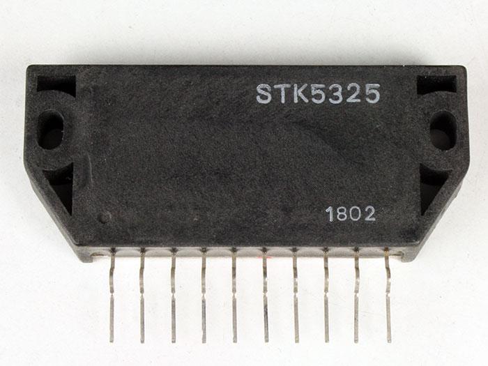 STK5325 - Regulador de Tensão - 2 Saídas