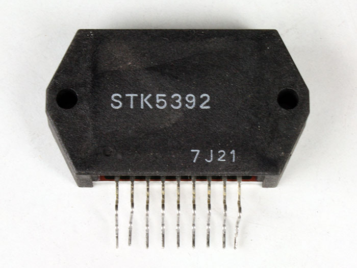STK5392 - Voltage Regulator - multi-saída