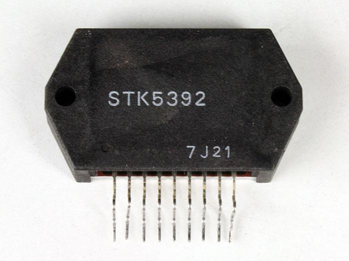 STK5392 - Régulateur de Tension - Multi-Sortie