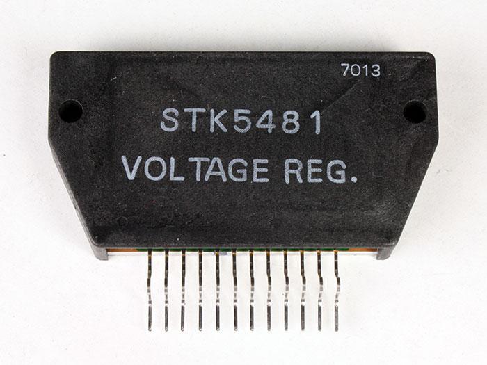 STK5481 - Regulador de Tensão - Saída Dupla