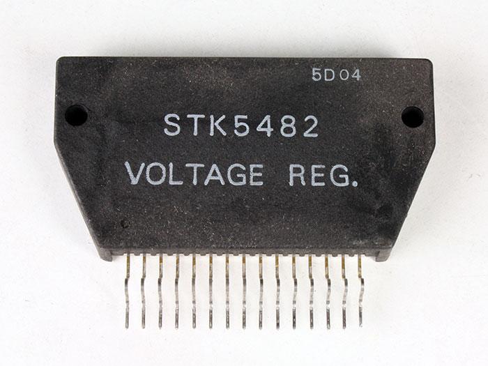STK5482 - Régulateur de Tension - Sortie Double
