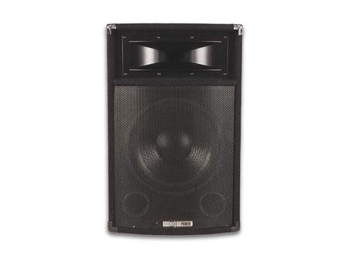 Coluna de som 2 vias, grade de proteção 10