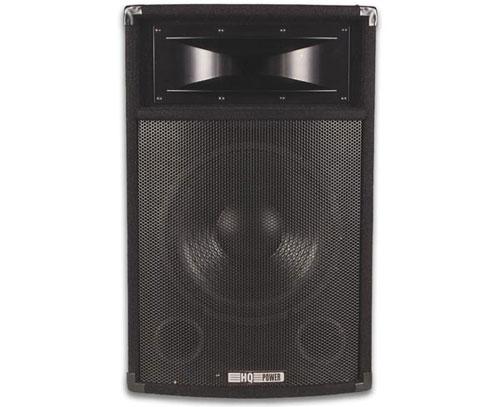 Velleman VDSP15 - Enceinte Sonorisation Passive 2 Voies 15'' - 600W