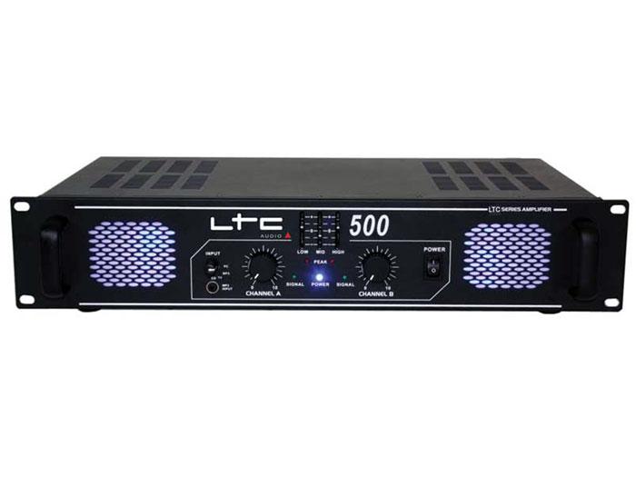 Etape puissance LTC500 - 500W