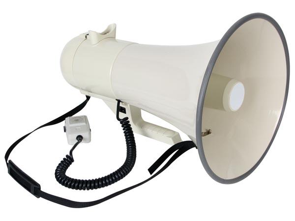 Mégaphone de haute puissance - 45W